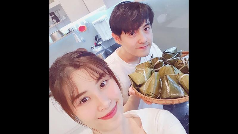 e-show-mua-dich-dong-nhi-xuong-bep-tro-tai-nau-nuong-tu-tay-lam-banh-cho-chong-an